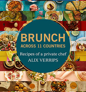 Launch of Brunch Across 11 Countries by Alix Verrips